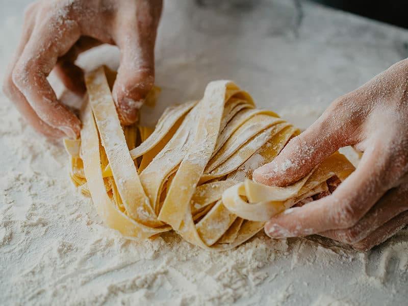 Fresh Pasta Homemade