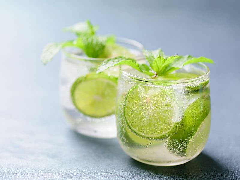 Iced Lemonade Soda