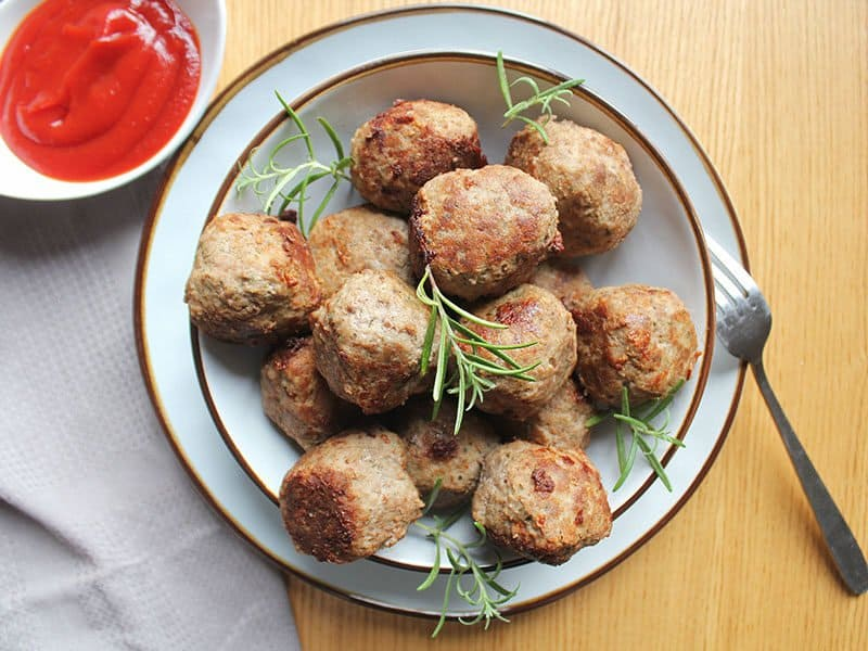 Juicy Meatballs Recipe