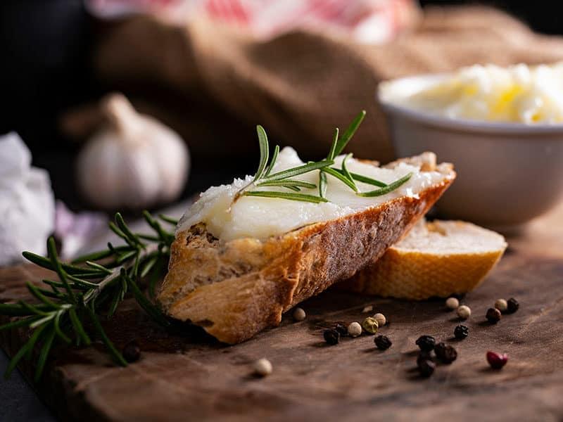 Lard on Bread