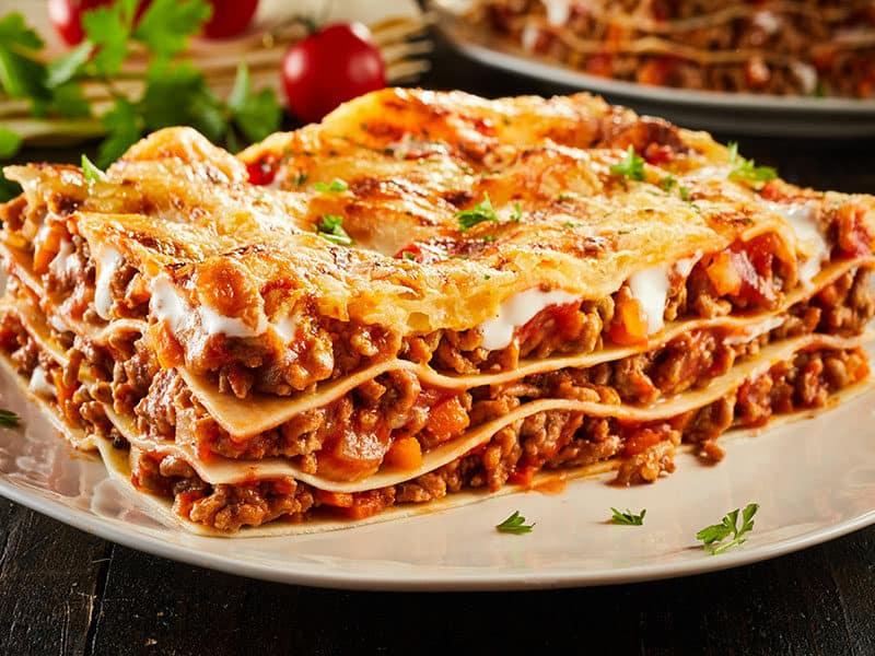 Lasagna Homemade