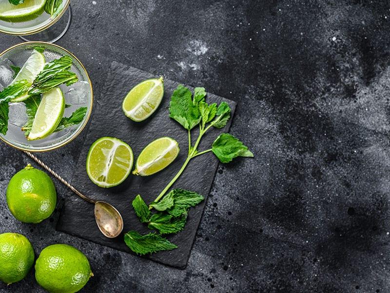Lemonade Mint Ice