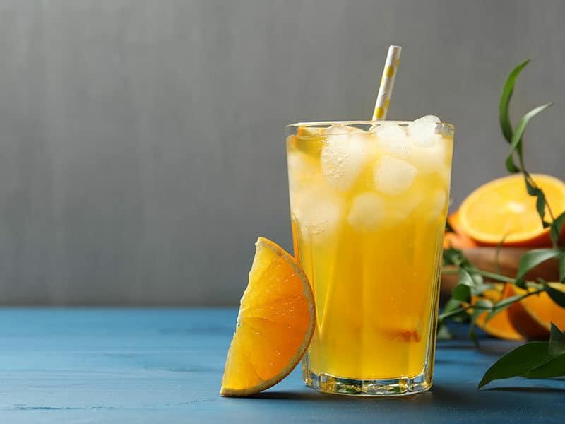 Lemonade Mix Soda