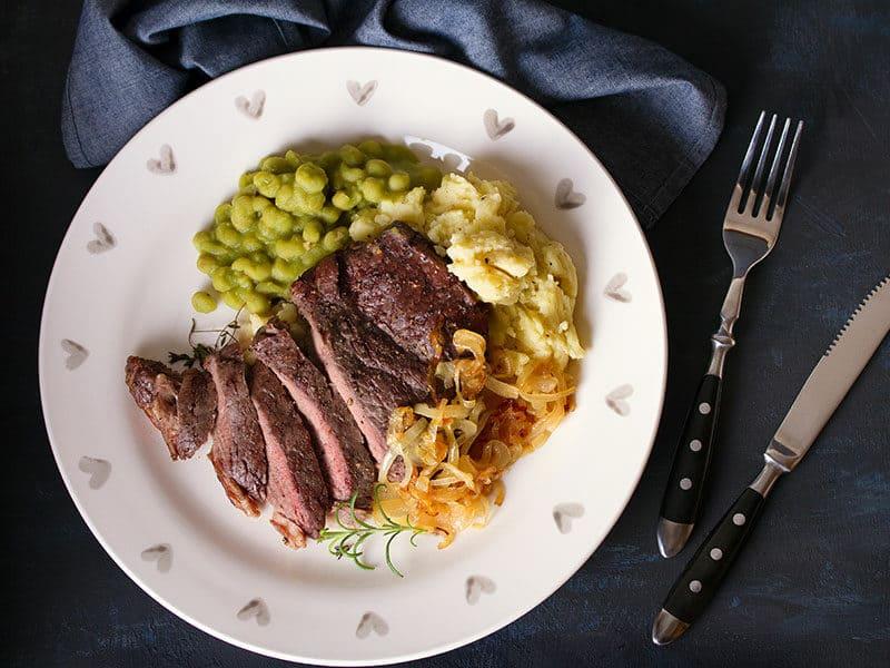 Loin Beef Steak
