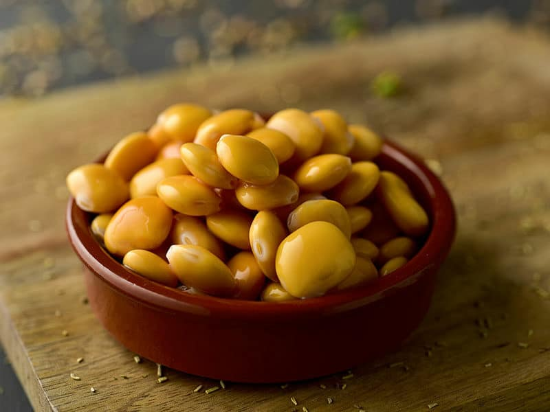 Lupin Beans