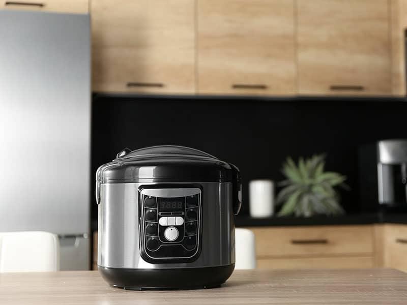 Modern Multi Cooker Kitchen