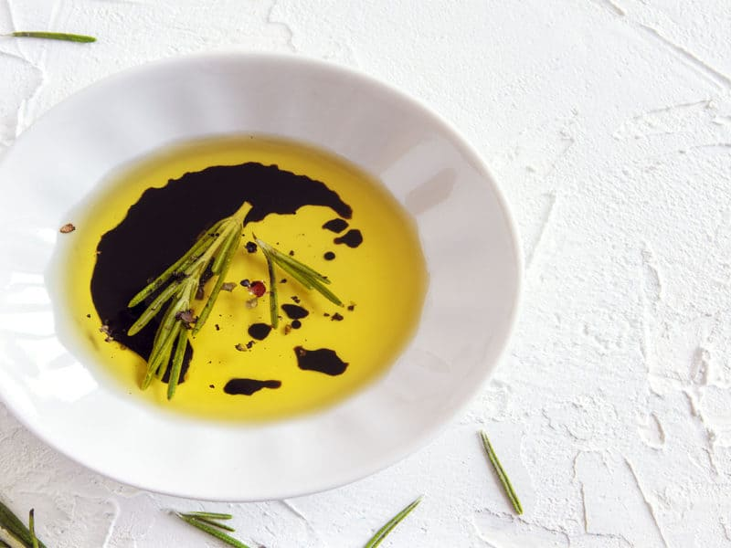 Olive Oil Rosemary Balsamic Vinegar