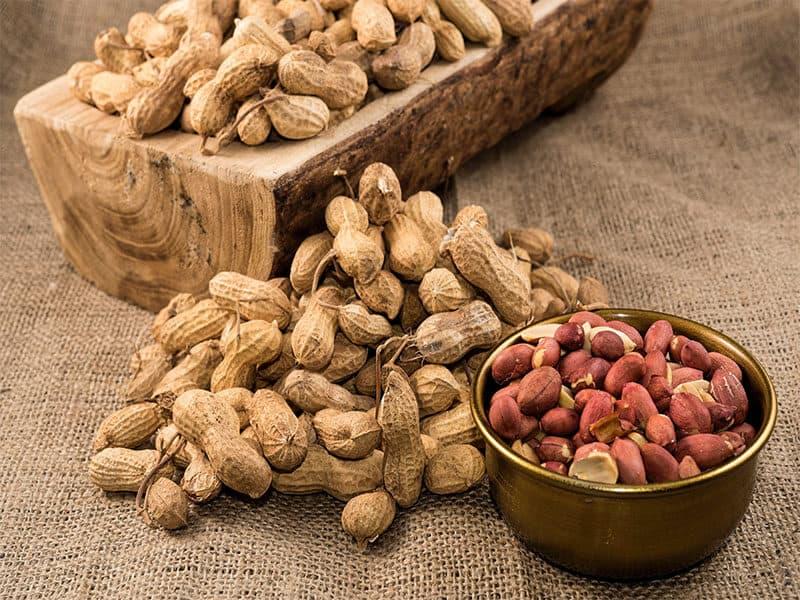 Peanuts Nutshell On Piece