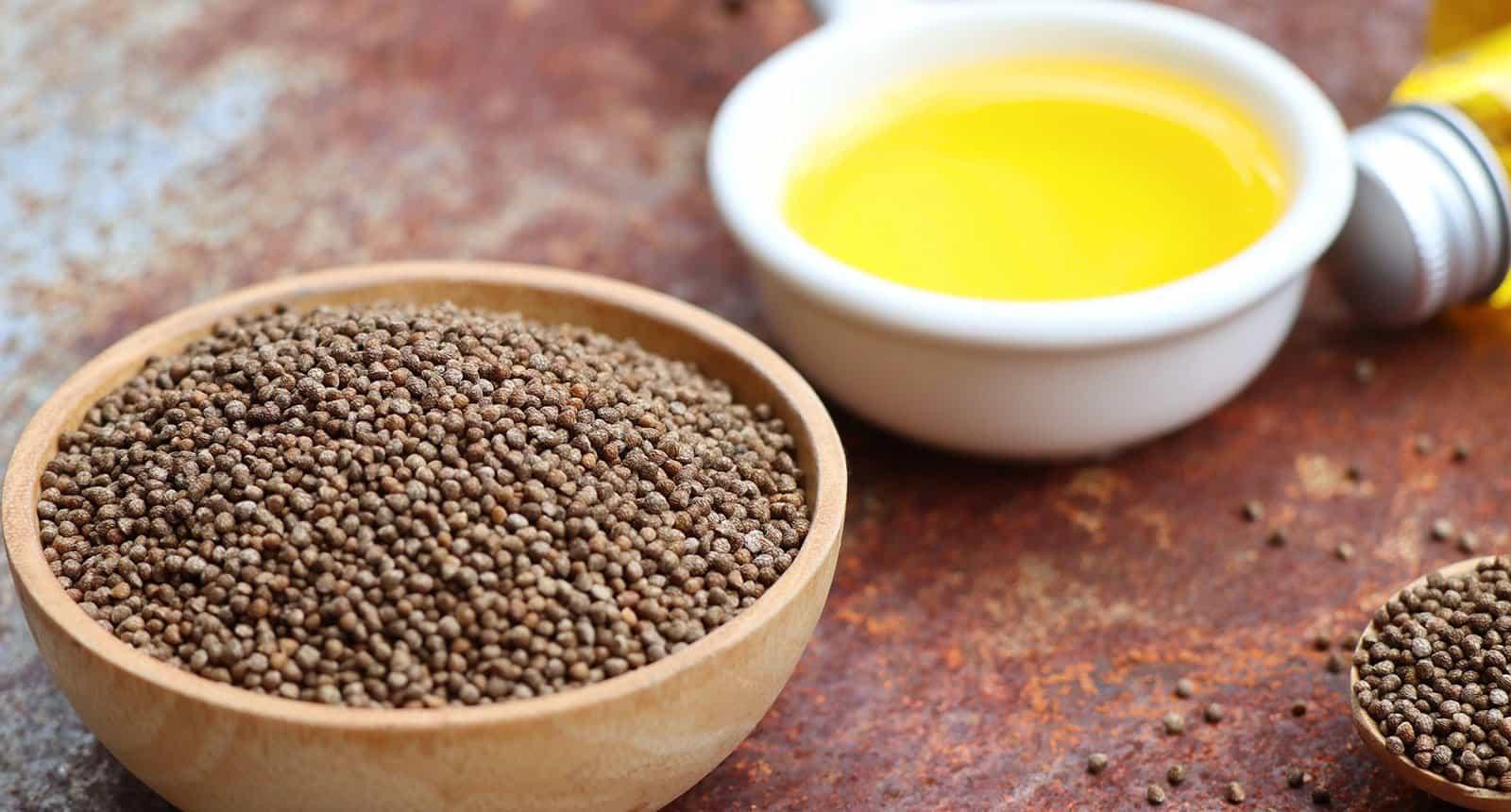 Perilla Oil Seed