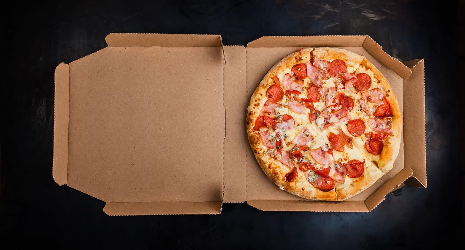 Pizza Cardboard Box