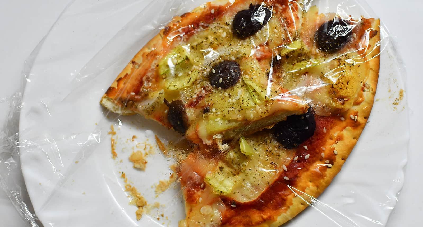 Pizza Leftovers
