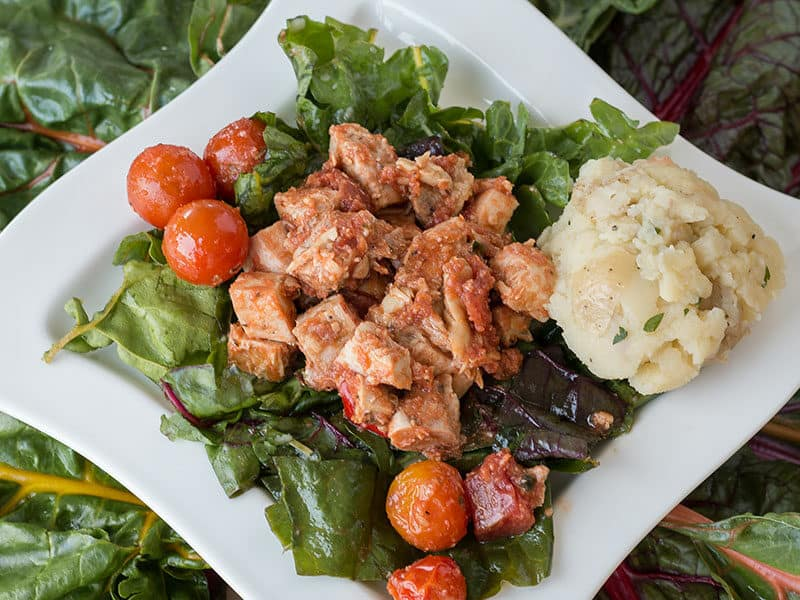 Plated Healthy Foods