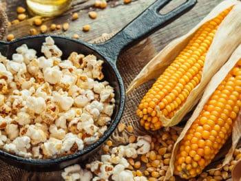 Prepared Popcorn