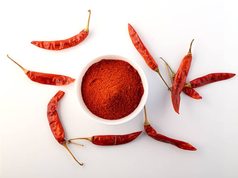 Red Chillies Chilly