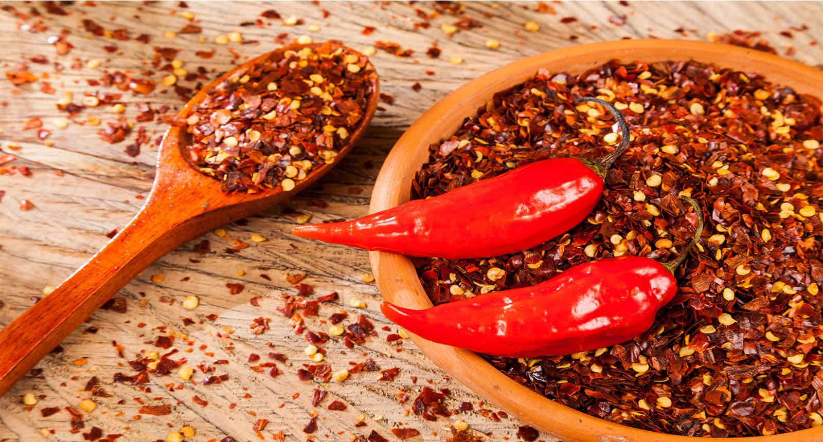Red Pepper Cayenne Crushed