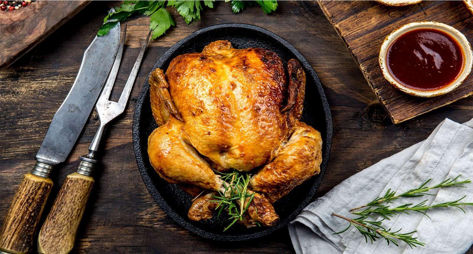 Roasted Chicken Rosemary