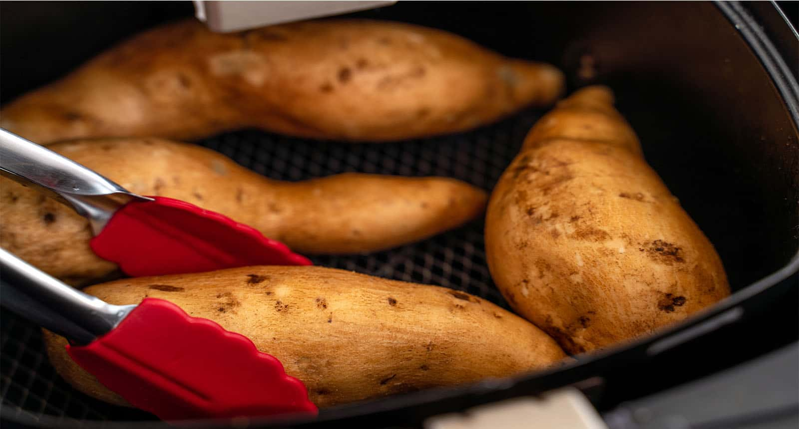 Roasted Sweet Potato Cooked