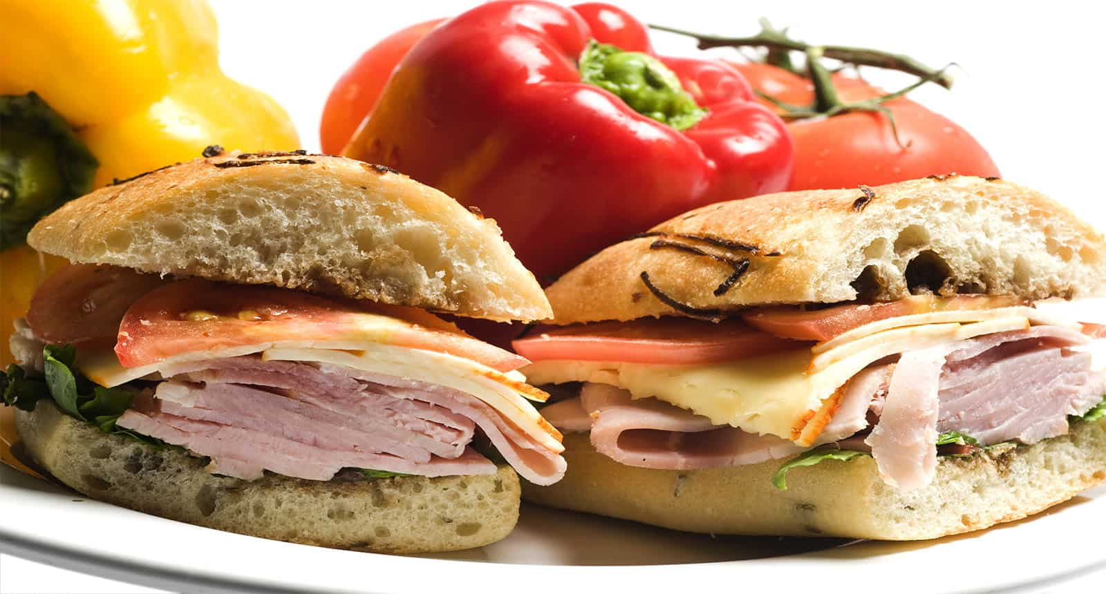 Sandwich Muenster Cheese