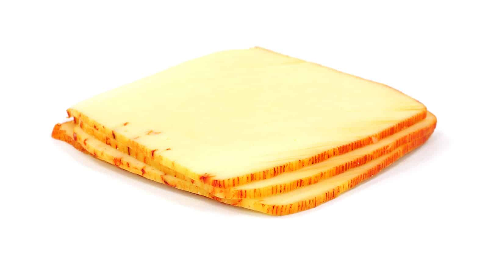 Slices Muenster Cheese
