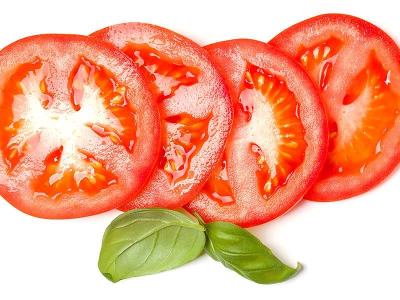 Slices Tomato