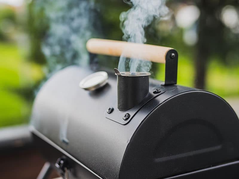 Smoke Coming