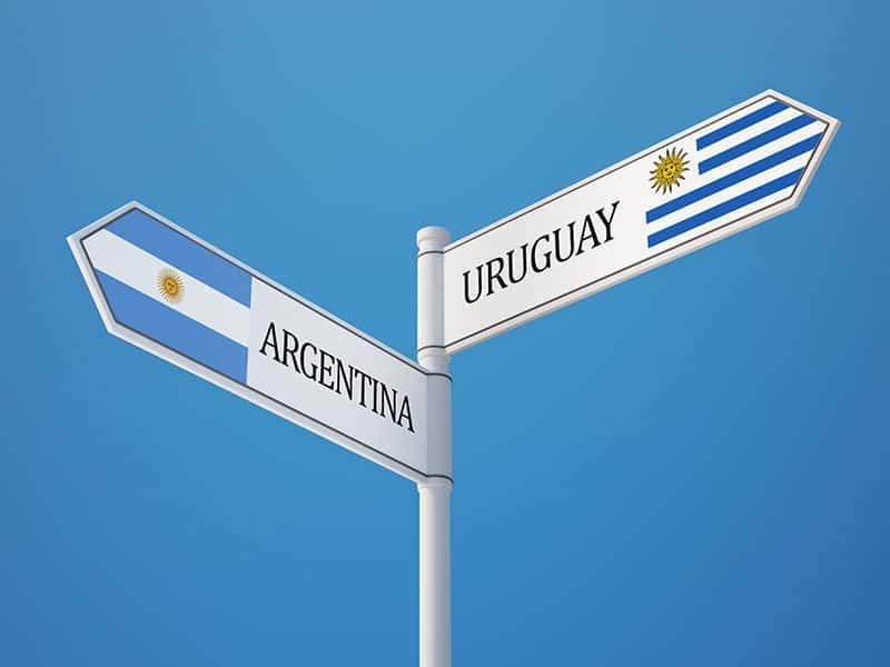 Uruguay Argentina High