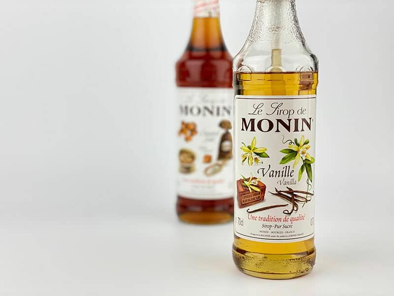 Vanilla Flavored Syrup