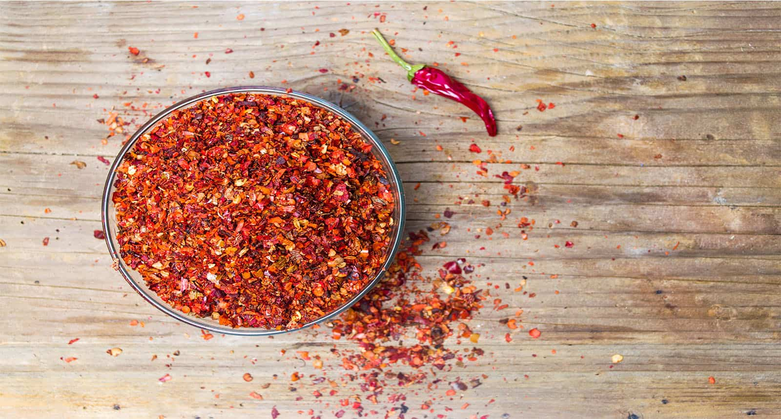 Whole Red Pepper Rustic