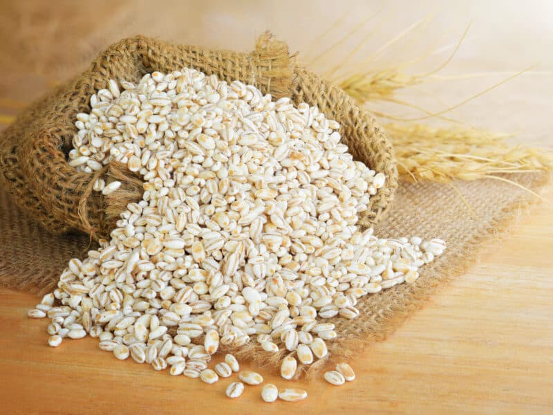 Barley Very Beneficial
