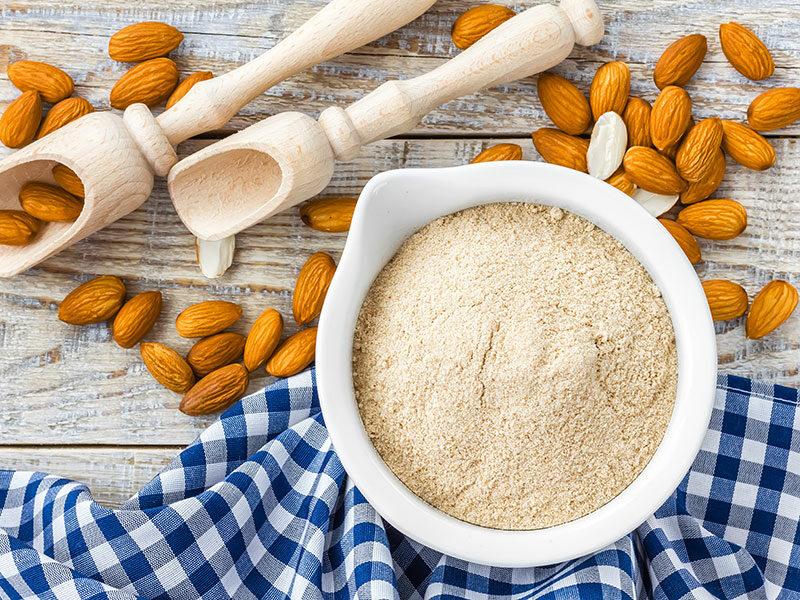 Almond Flour Nuts