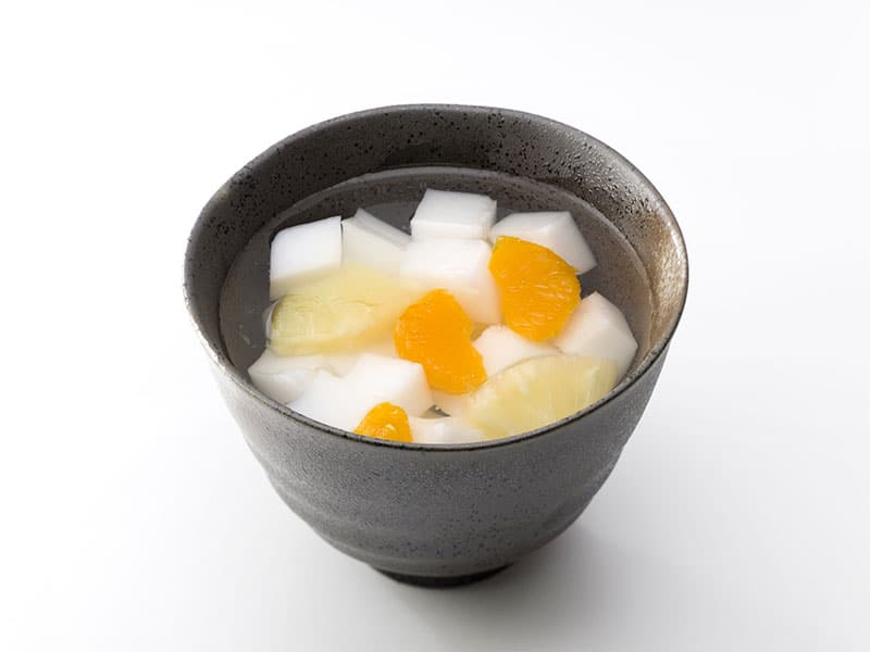Almond Tofuannin Tofu