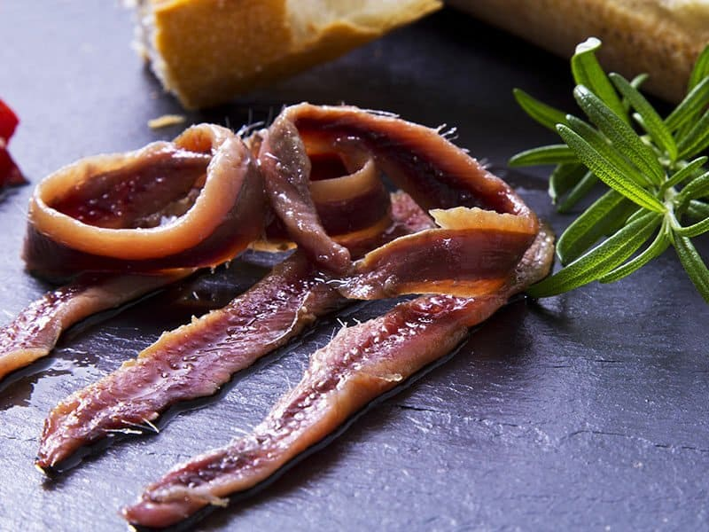 Anchovies On Board