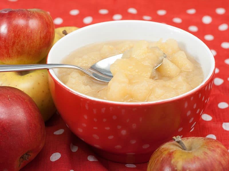 Applesauce Is Suitable