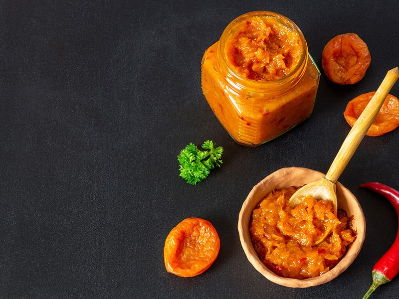 Apricot Dipping Sauce