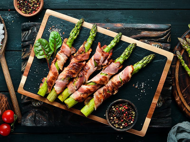 Asparagus Wrapp