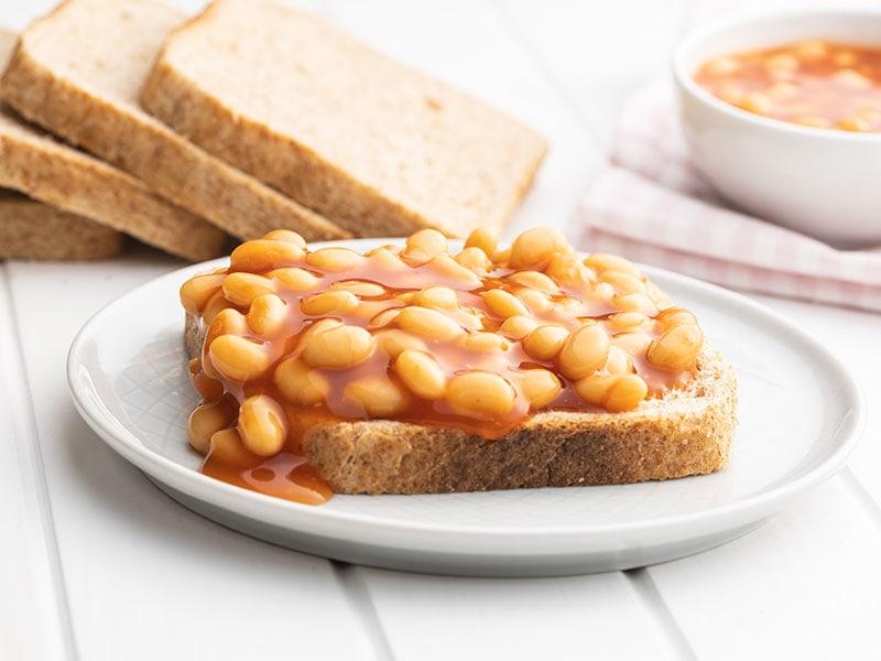 Baked Beans On Toast