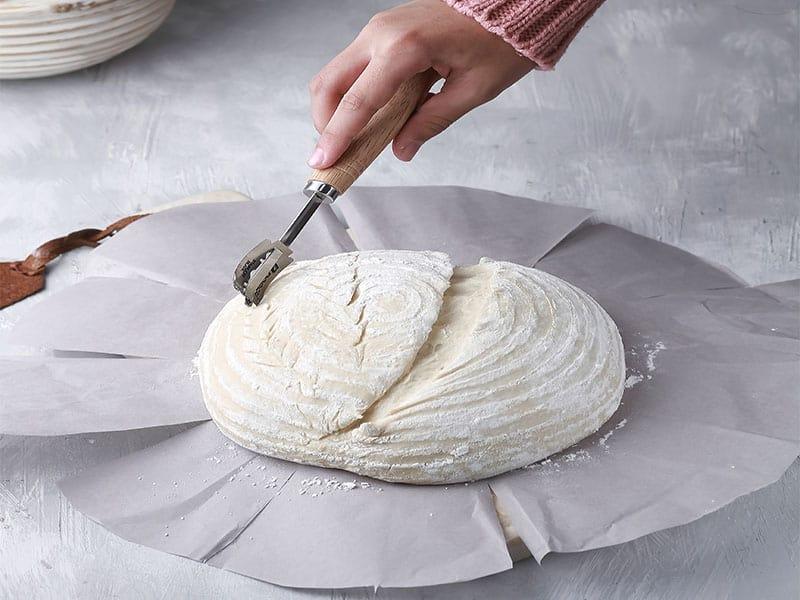 Baker Hands Scoring Process