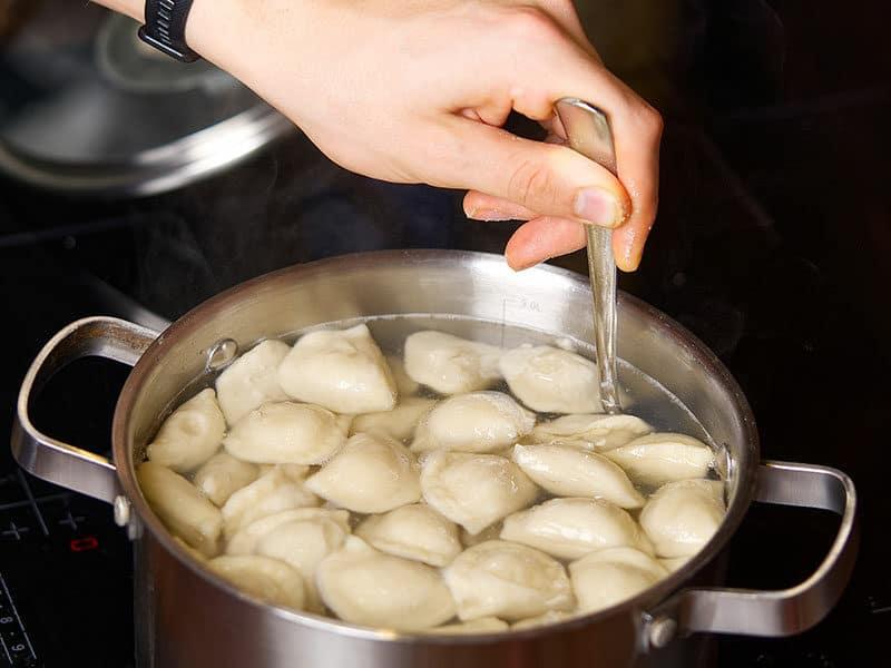 Boil Ravioli