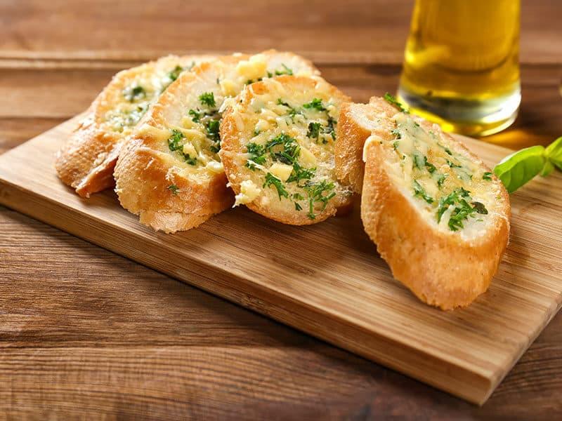 Bread Garlic