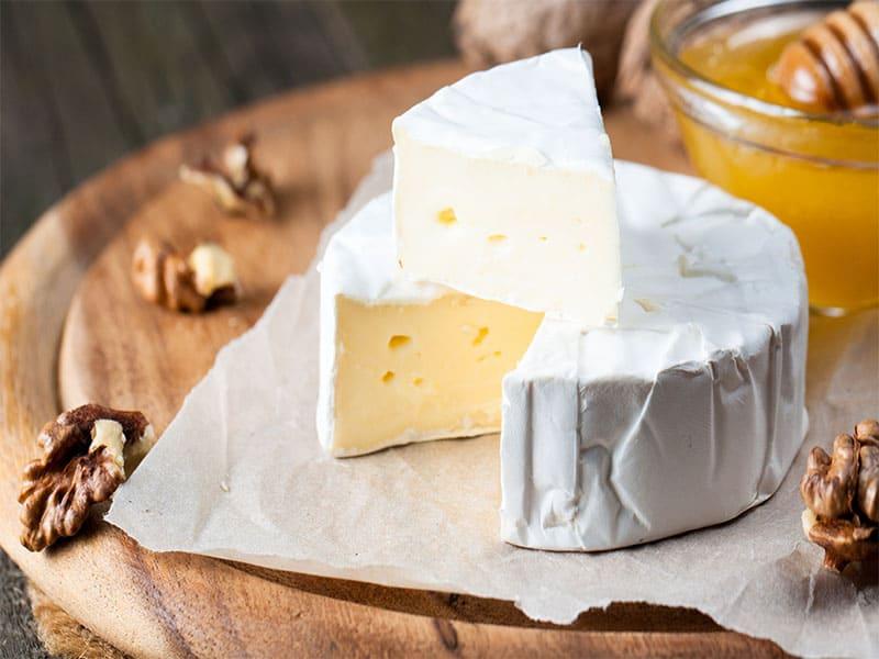 Brie Type Cheese Camembert
