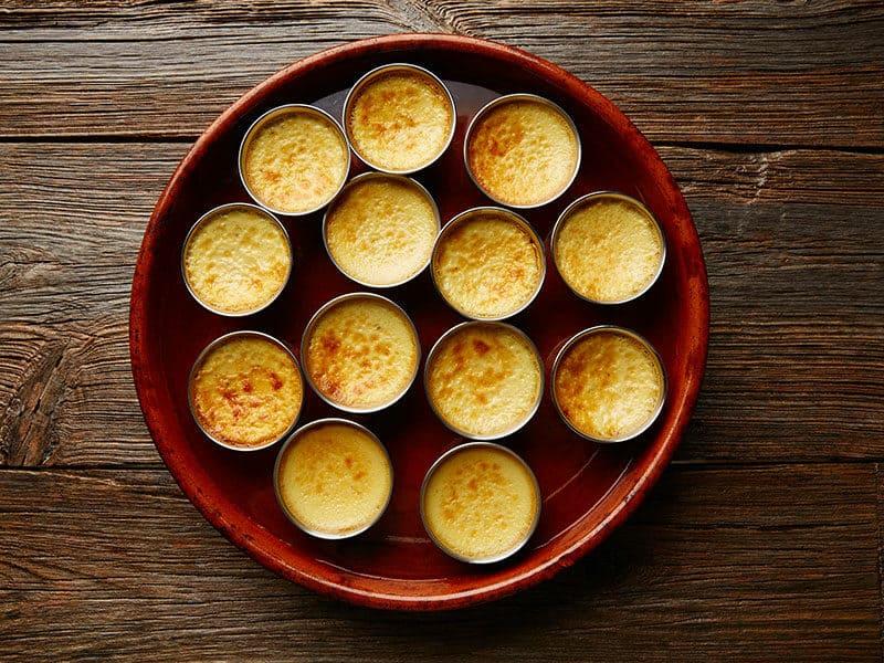 Caramel Tray Bain Marie Style