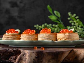 Caviar Taste