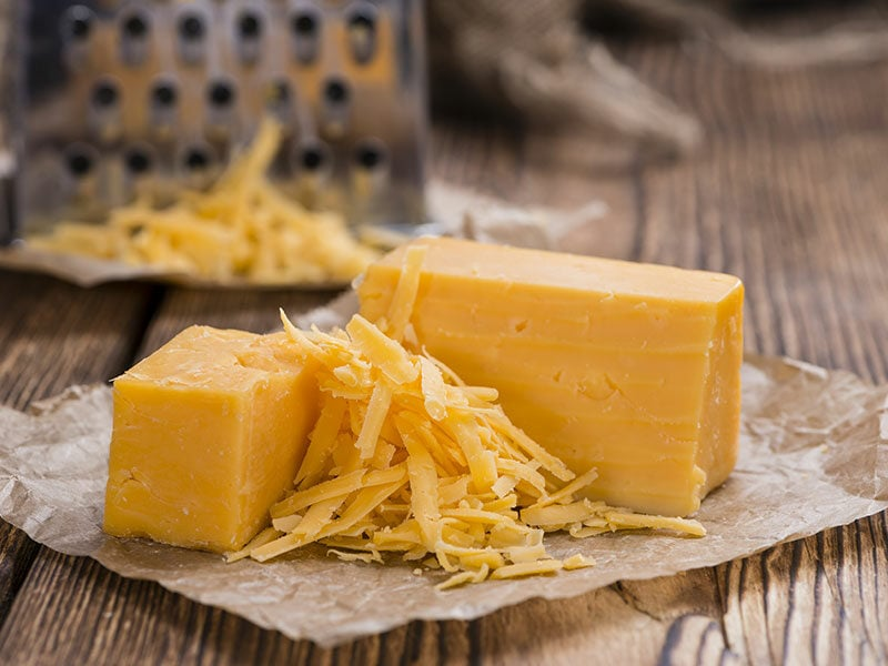 Cheddar Cheese Grated