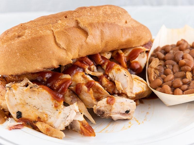 Chicken Bbq Sandwiches