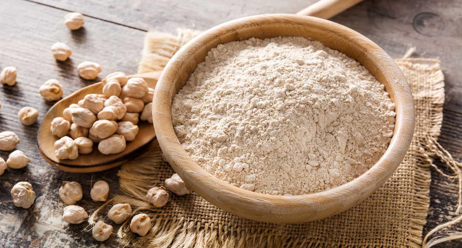 Chickpea Flour Substitutions