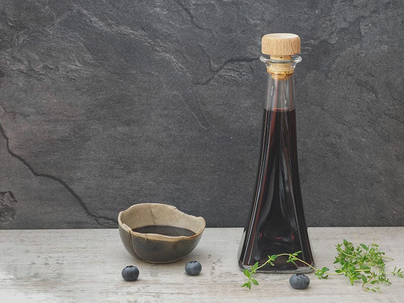 Clear Bottle Protect Vinegar