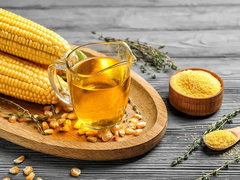 Composition Corn Oil Kernels