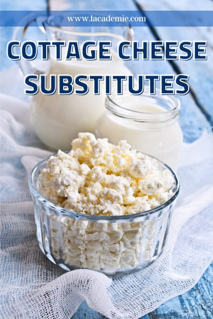 Cottage Cheese Substitutes