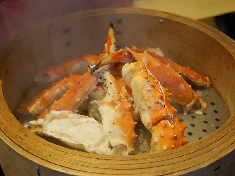 Crab Legs Steamer