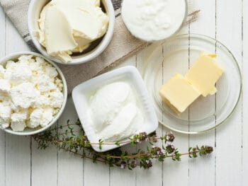 Crumbly Substitutes For Feta Cheese